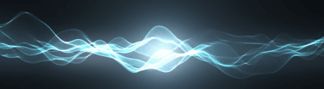 pulses of energy and light